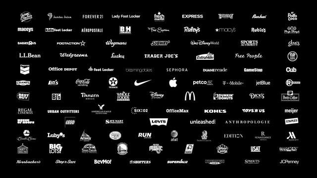 Rất nhiều hãng nổi tiếng chấp nhận thanh toán qua Apple Pay