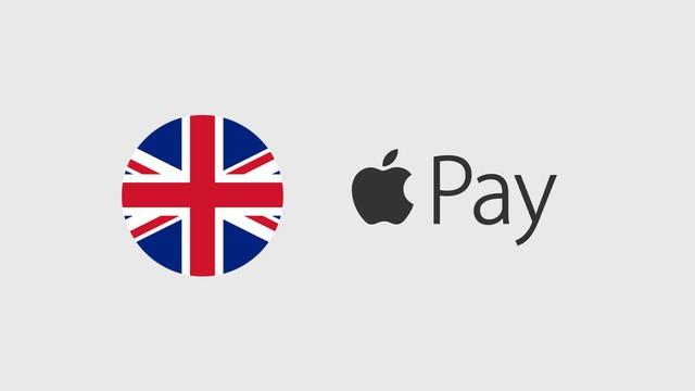 Apple Pay sẽ lấn sân sang Anh