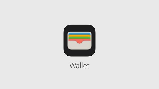 Ứng dụng Passbook được đổi thành Wallet