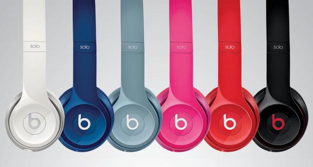 Tai nghe Beats Solo 2 cũng đạt doanh số cao trong dịp giảm giá Black Friday