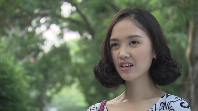 Hà Anh đóng vai Diệu trong phim Bạch mã hoàng tử