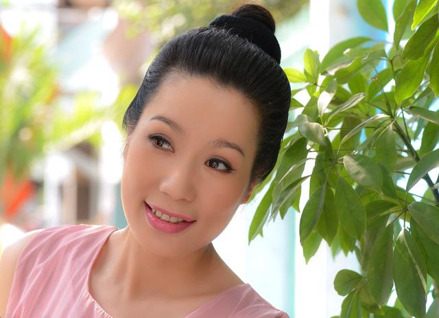 Á hậu Trịnh Kim Chi hiện tại