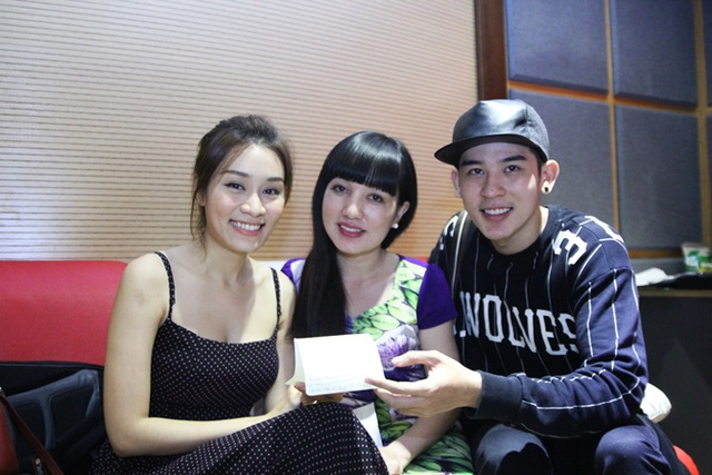 Cặp Minh Trung - Minh Thư sẽ kết hợp cùng giọng ca Hà Vân của chương trình Nhân tố bí ẩn