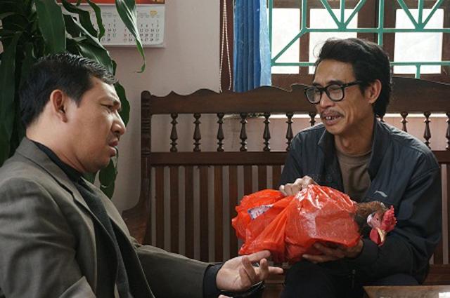 Phú Đôn trong phim Bão qua làng