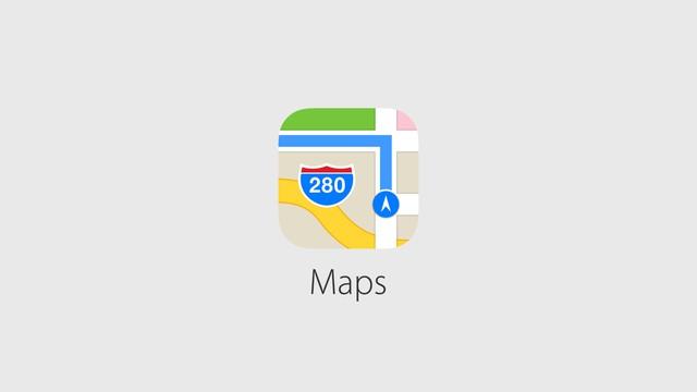 Tính năng bản đồ trên iOS 9