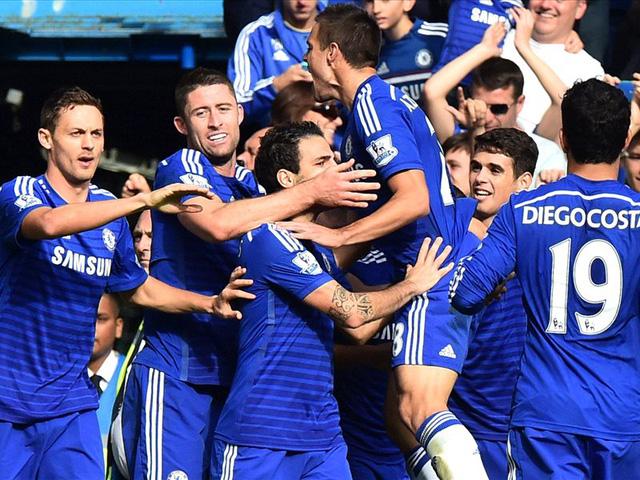 Phải chăng Chelsea đang bị đì ở mùa giải năm nay?
