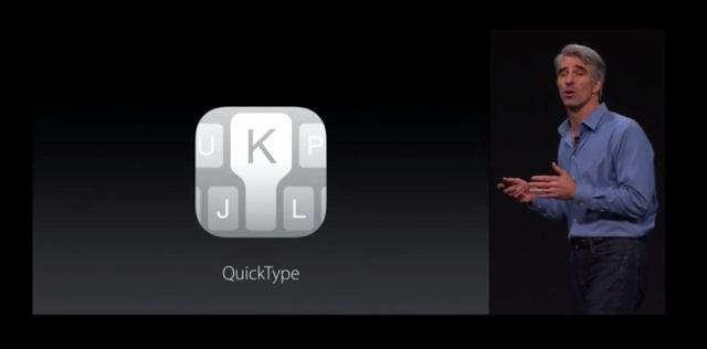 iOS 9 tích hợp tính năng soạn thảo nhanh QuickType trên iPad