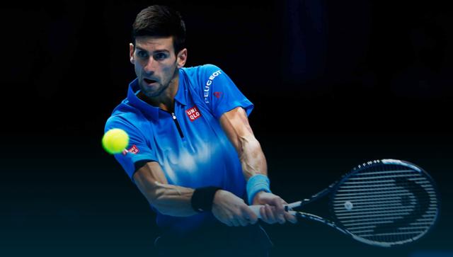 Thất bại trước Roger Federer tại vòng bảng chỉ là liều thuốc kích thích cho Novak Djokovic