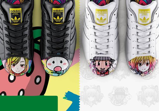 Supershell phong cách anime của Mr.