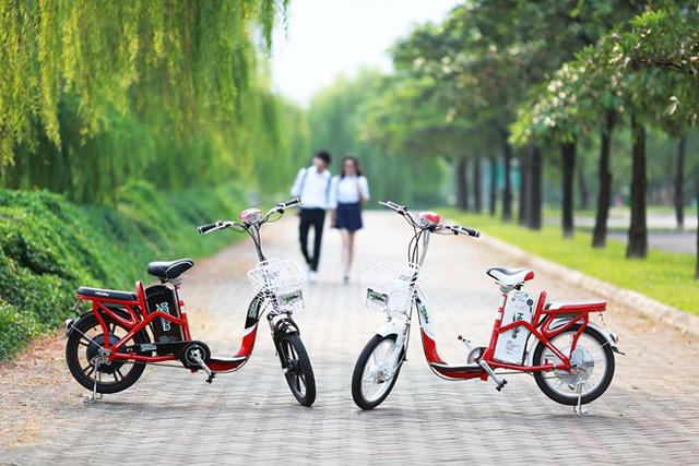 Chờ đón xe đạp điện mới của HKbike vào ngày 12/6.