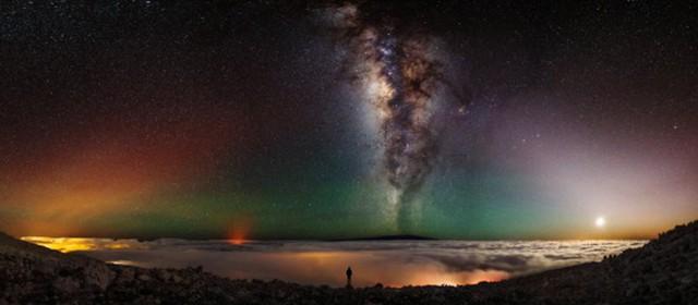 Đỉnh Mauna Kea, đảo Hawaii (Mỹ) - Ảnh: Shane Black.