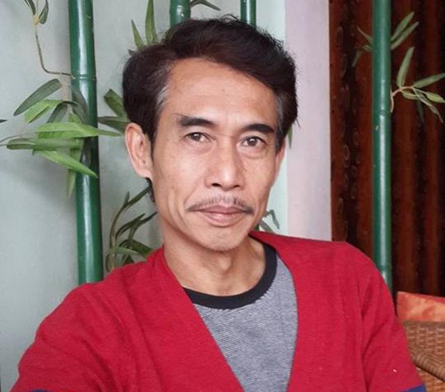 Diễn viên Phú Đôn ngoài đời (Ảnh: H.H)