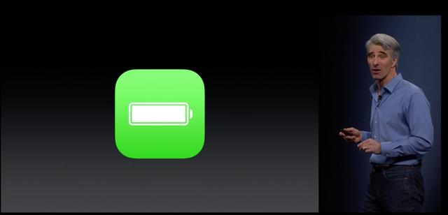 iOS 9 tính hợp chế độ tiết kiệm pin