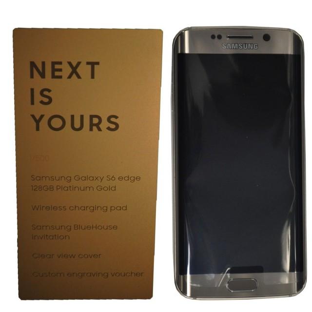 Những phụ kiện đi kèm khi mua Galaxy S6 Edge phiên bản đặc biệt