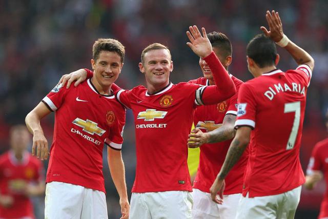 Man Utd đang mạch 6 trận toàn thắng liên tiếp