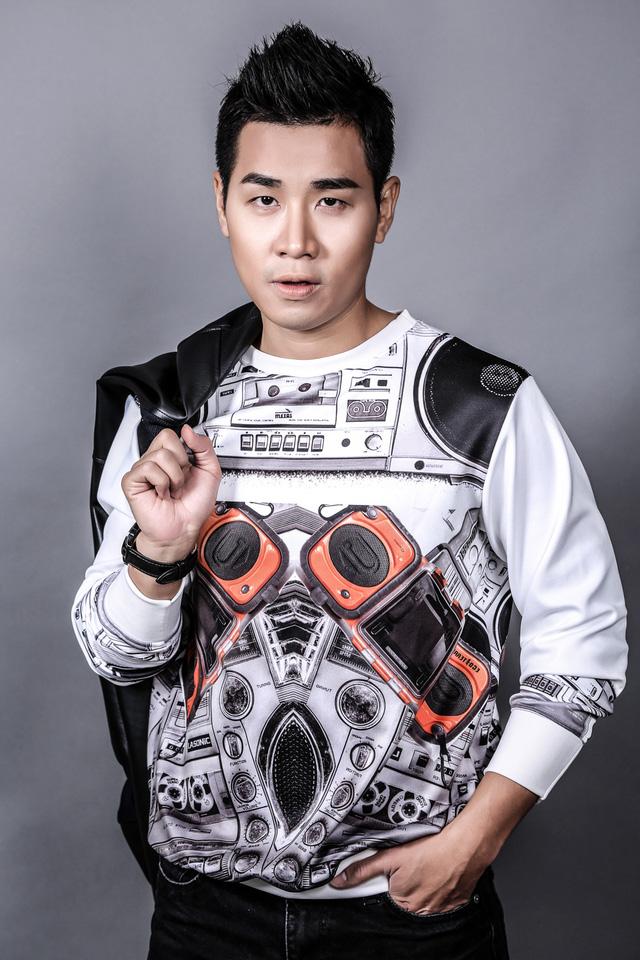 Phong cách mới của MC Nguyên Khang trong chương trình The Remix 2015