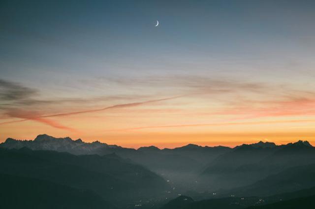 Núi Torrenthorn (Thụy Sĩ) - Ảnh: Luan Baruti.