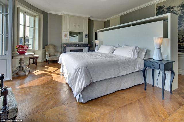 Phòng ngủ được GK Simon Cowell lựa chọn
