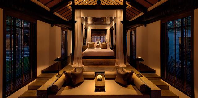 The Nam Hải - Hội An là khách sạn mang phong cách hoàng gia