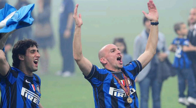 Inter Milan (Italy) mùa giải 2009/10: Vô địch Serie A, Coppa Italia, Champions League