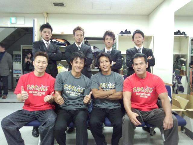 Những thí sinh gạo cội của chương trình Sasuke.