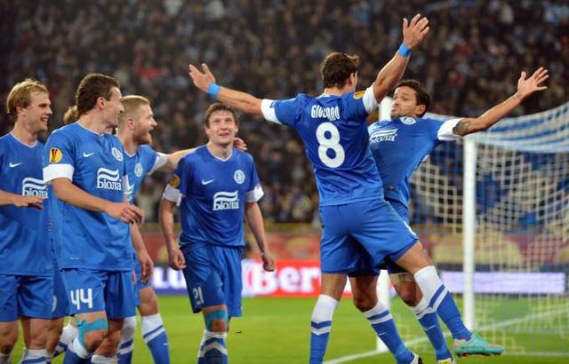 Dnipro viết tiếp câu chuyện cổ tích ở Europa League