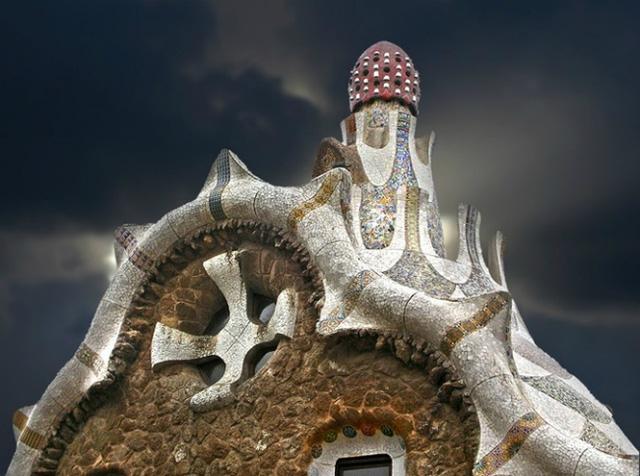 Tòa nhà Mind ở Barcelona (Tây Ban Nha) từng được xếp vào danh sách top 10 tòa nhà sáng tạo nhất thế giới.