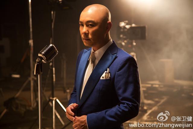 Trương Vệ Kiện không thực sự thành công với sự nghiệp ca hát