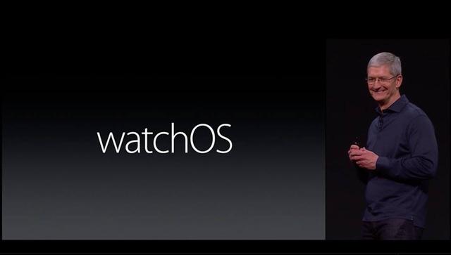 Apple Watch chính thức giới thiệu phiên bản thứ  hai của hệ điều hành watchOS