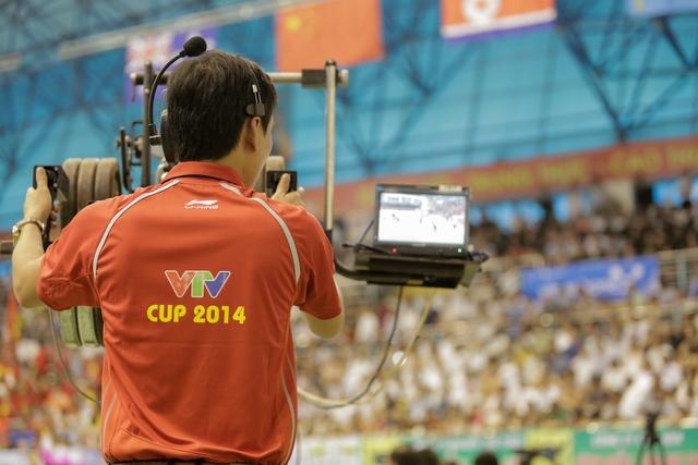 VTV Cup 2014 ghi dấu nhiều sự thay đổi mạnh mẽ trong công nghệ truyền hình của Đài THVN với hệ thống thiết bị mới, cho độ nét cao và âm thanh sống động.