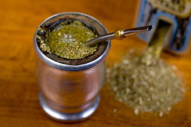 Trà Yerba Mate là loại trà phổ biến ở Nam Mỹ, cũng là đồ uống có tác dụng giảm béo hiệu quả.