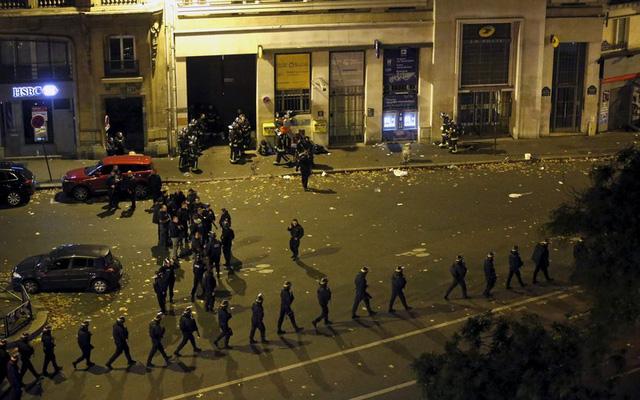 Lực lượng SWAT đã giải cứu thành công các con tin