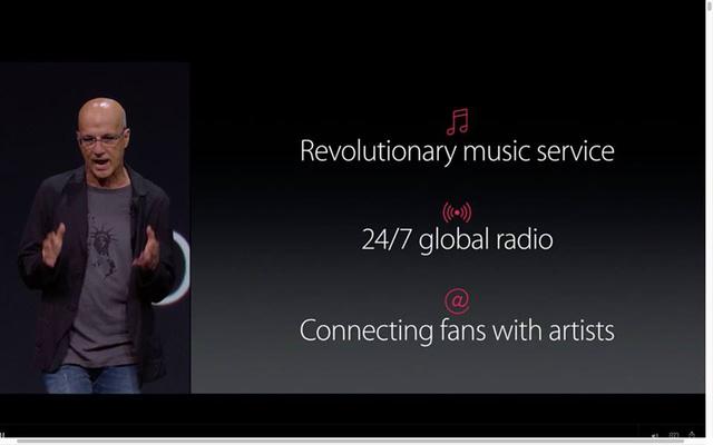 Dịch vụ Apple Music giúp kết nối cộng đồng yêu âm nhạc