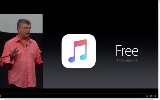 Khách hàng được miễn phí 3 tháng sử dụng dịch vụ Apple Music