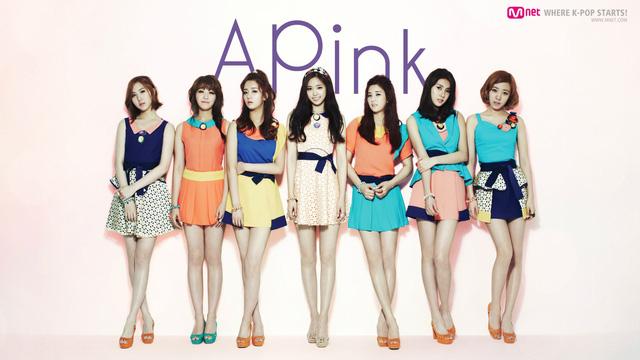 Nhóm nhạc nữ A Pink