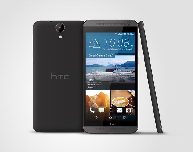 HTC One E9 dual sim sở hữu một cấu hình mạnh mẽ