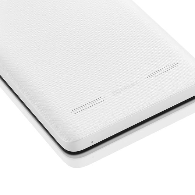 Lenovo A6010 được trang bị bộ loa kép hỗ trợ bởi công nghệ âm thanh cao cấp Dolby Atmos