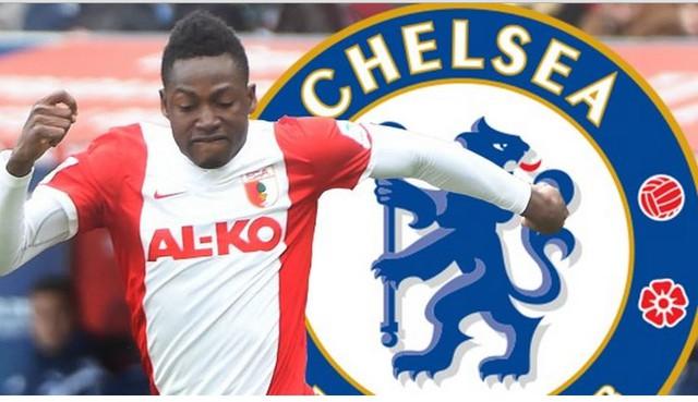 Bản hợp đồng giữa Baba Rahman và Chelsea sẽ hoàn tất trong tuần này?