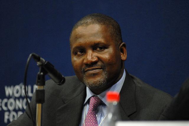 Tỷ phú Aliko Dangote – doanh nhân giàu nhất châu Phi với tổng tài sản lên đến 16 tỷ USD