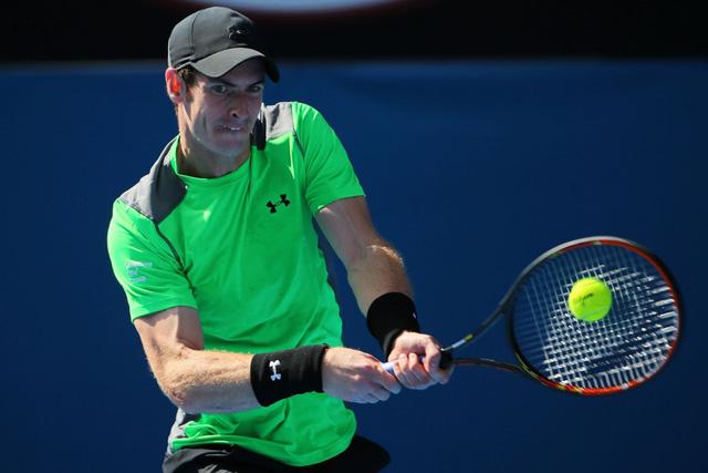 Andy Murray đã phần nào tìm lại phong độ đỉnh cao