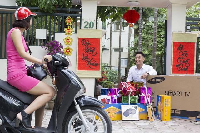 Nhiều phần quà dành tặng cho khán giả tại Hà Nội