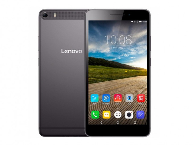 Lenovo Phab Plus sở hữu màn hình khá lớn với kích thước 6,8 inch