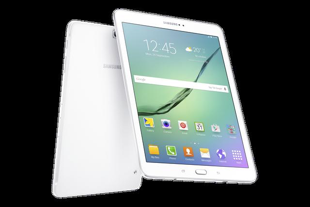 Galaxy Tab S2 vẫn là niềm tự hào của Samsung trong lĩnh vực sản xuất máy tính bảng siêu mỏng