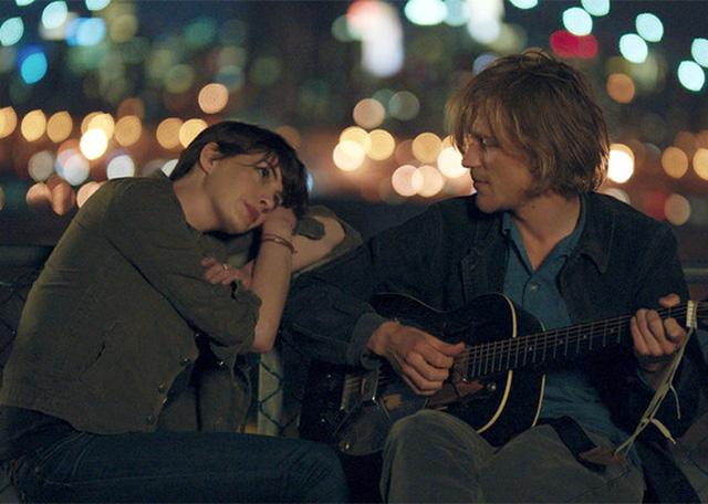 Anna và chồng trong bộ phim mới Song One.