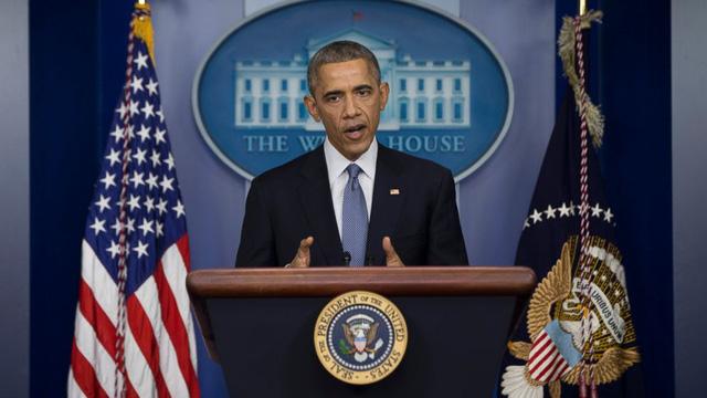 Tổng thống Barack Obama đã đắc cử Tổng thống Mỹ 2 lần vào năm 2009 và 2013.
