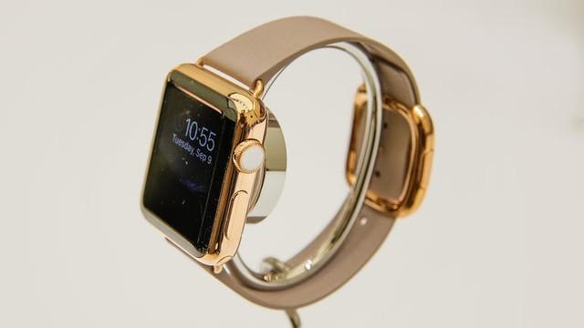 Apple Watch phiên bản Edition với mức giá từ 10.000 USD
