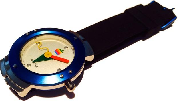 Hình ảnh chiếc Apple Watch phiên bản nguyên thủy