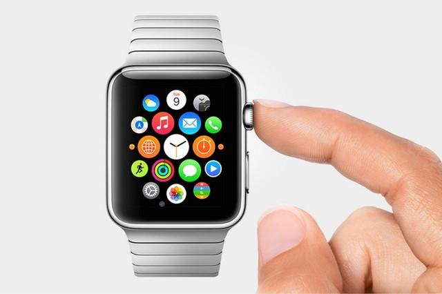 Apple Watch gây ấn tượng với thiết kế trẻ trung