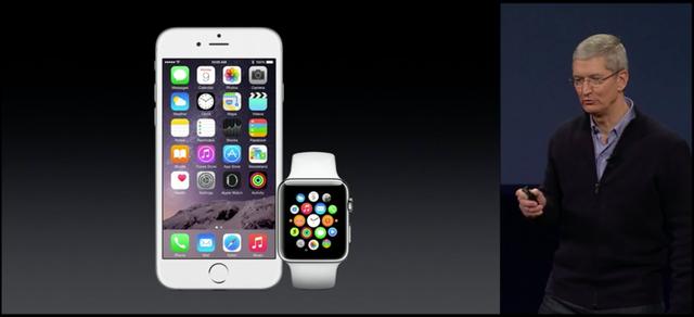 Mọi thông báo người dùng nhận được trên iPhone đều có thể nhận được trên chiếc Apple Watch