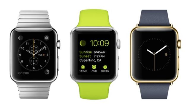 Apple Watch mang thiết kế gọn nhẹ, trẻ trung